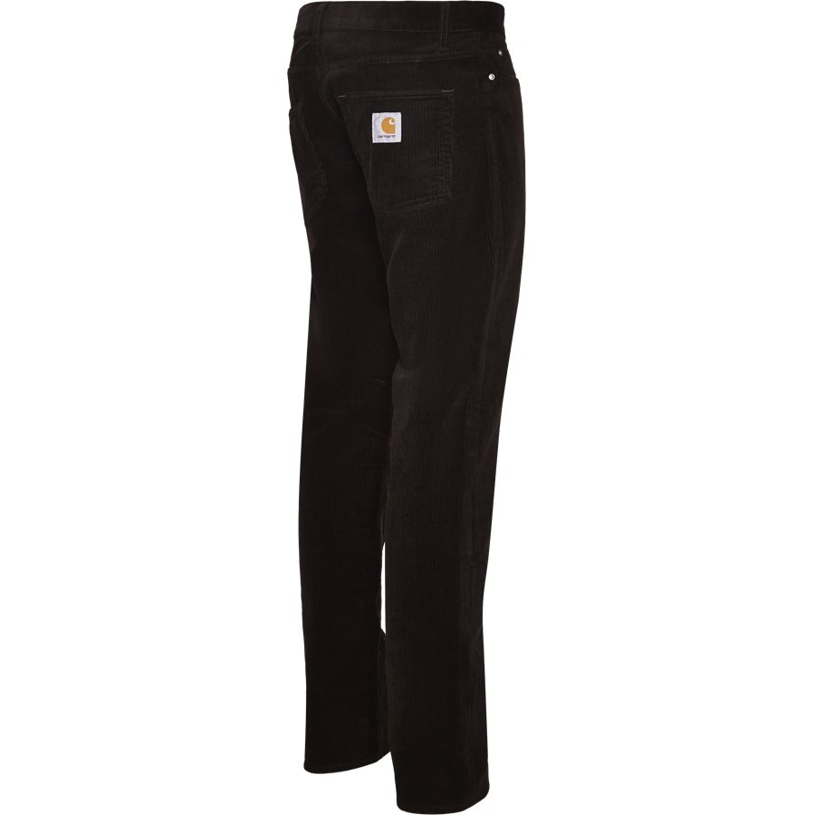 KLONDIKE PANT I025816 - Klondike Pant - Bukser - Regular - TOBACCO RINSED - 3